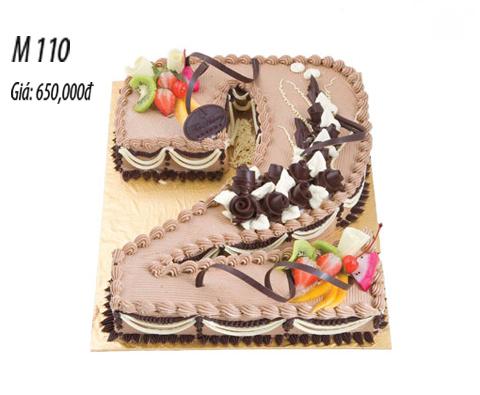 Bánh sinh nhật số 2