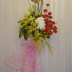 Cách lựa chọn lẵng hoa đẹp – Hoa chúc mừng – Hoa khai trương