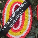 Cách chọn vòng hoa đám tang cho phù hợp