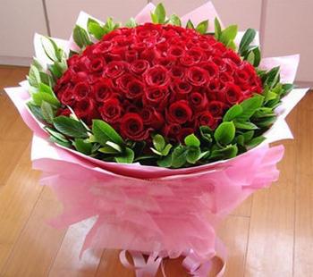 Bó hoa hồng đỏ Ngày của mẹ