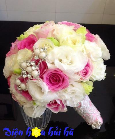 Bó hoa cưới đẹp nhất