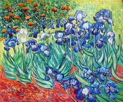 bức hoa Vincent  Van Gogh