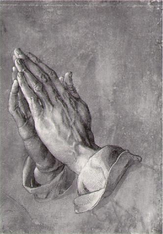 đôi tay cầu nguyện 1 Qùa tặng cuộc sống