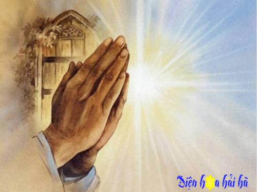 Đôi tay cầu nguyện