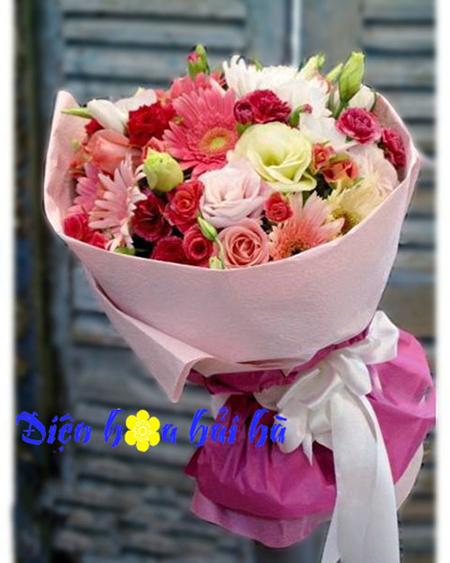mấu-bó-hoa-đẹp Hoa đẹp ngày 20/10