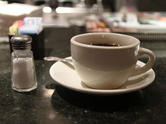 Tách cafe muối