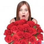 10 cách tặng hoa 20/10 gây sốc cho nàng