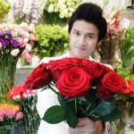 Tuyệt chiêu tặng hoa sinh nhật khiến nàng bất ngờ