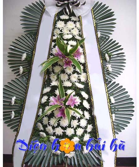 Hoa tang lễ kiểu Hàn Quốc 03