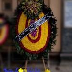 Đặt vòng hoa đám tang tại nhà tang lễ bệnh viện 198 Đường Trần Bình Cầu giấy