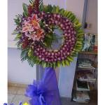 Ý nghĩa mầu sắc hoa tím trong hoa tang lễ