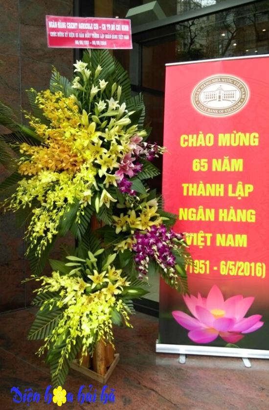 lang-hoa-chuc-mung-gui-tang-ngan-hang-nha-nuoc-viet-nam-1
