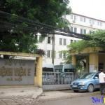 Đặt vòng hoa chia buồn viếng đám tang giá rẻ tại nhà tang lễ bệnh viện E Trần Cung Hà Nội