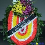 Đặt điện hoa tang lễ tại nhà tang lễ Mai Dịch Quận Cầu giấy trên Đường Trần Vỹ