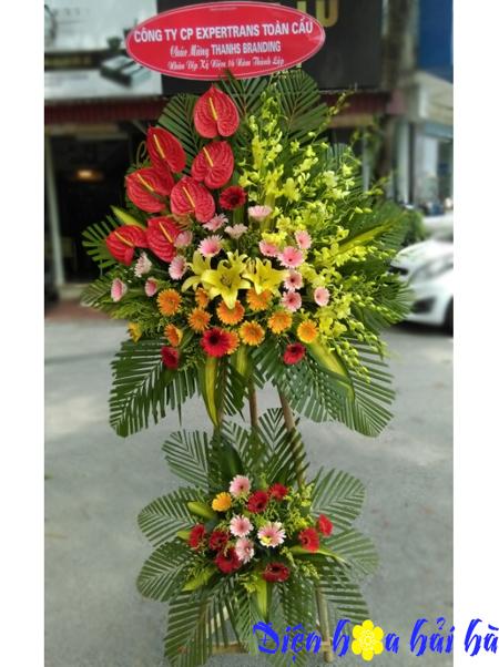 Đặt lẵng hoa chúc mừng giá rẻ tại Hà Nội