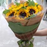 Đặt lẵng hoa tặng chúc mừng ngày khai giảng năm học mới