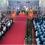 Đặt vòng hoa tang lễ tại Nhà tang lễ Bệnh viện Quân Y 175/Bộ Quốc Phòng Quận Gò Vấp HCM