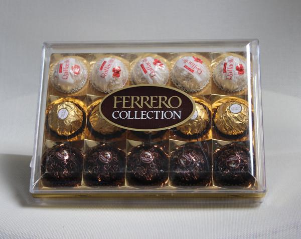 Sôcôla Ferrero Rocher 15 viên 3 mầu