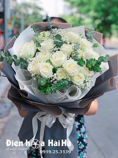 Hoa đẹp ngày 20/10- Kiều diễm